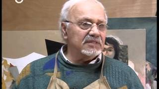 25 FEB.2010  NORIKIAN exhibition - Interview on OTV Lebanon