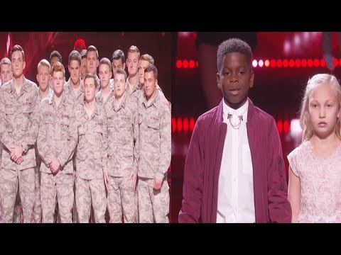 Results Quarter Finals  Artyon & Paige  In The Stairwell America's Got Talent 2017   Round 1