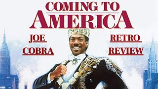 Coming To America Retro Flashback