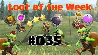 """LÄUFT DOCH WIEDER I Loot Of The Week #035 I Clash of Clans """"German/Deutsch HD"""""""