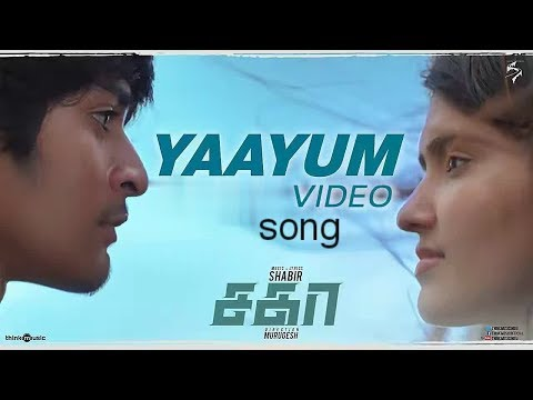 Sagaa Songs | Yaayum Song mashup Video song . Naresh Iyer & Rita Thyagarajan | Shabir | Murugesh