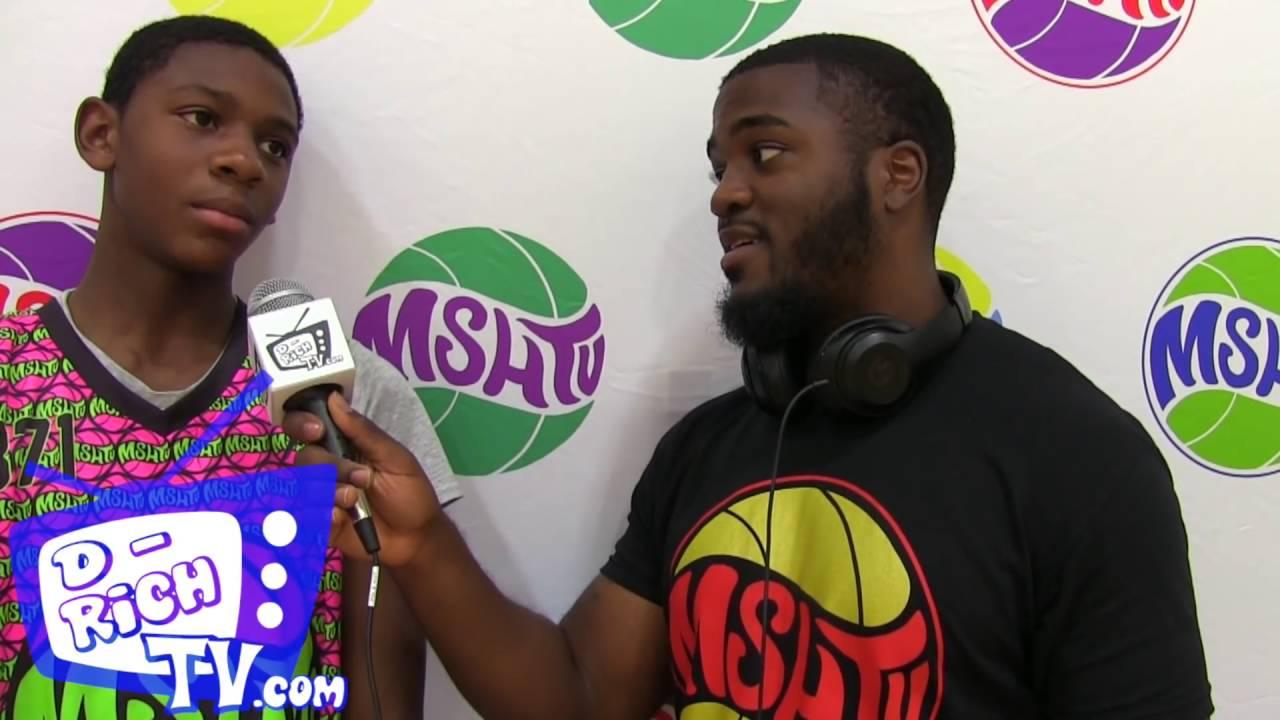 Elijah Fisher - MSHTV Camp 2016 Interview - YouTube