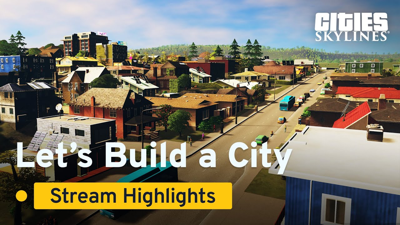 Cities: Skylines | Beginners Guide #3 | Buses, healthcare and areas
