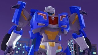 TOBOT English | 123 Red Light Runaway | Season 1 Full Episode | Kids Cartoon | Kids Movies