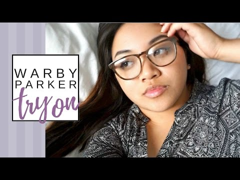 9090fc8f3b4df Warby Parker At Home Try On