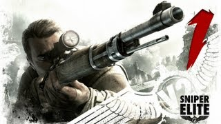 Sniper Elite V2 Walkthrough - Part 1 (PC, Xbox360, PS3) Gameplay