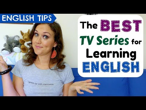 TV Shows (series) to Improve Your English Listening | English Tips