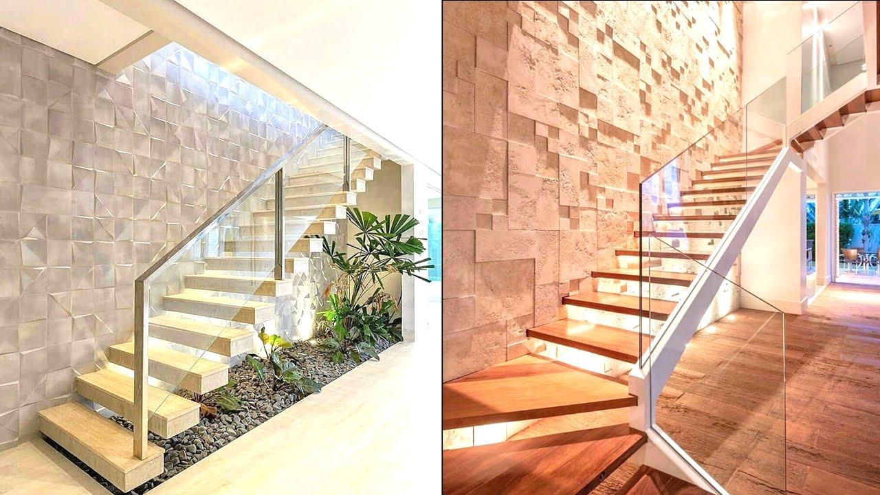 50 Best Modern Staircase Design Ideas Living Room Stairs Design For Home Interior 2020 Youtube