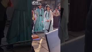 Hậu trường phim Thiên Kim Háo Sắc Phần 2