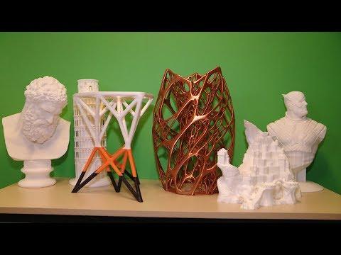 Câu chuyện khởi nghiệp: Digman - Ứng dụng công nghệ in 3D trong nhiều lĩnh vực