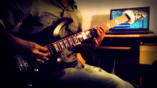 A7X-Unholy Confessions   Guitar Cover   Prateek &