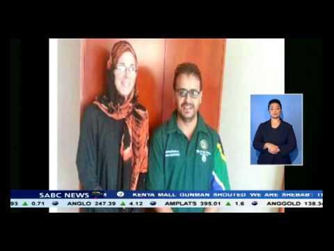 SA wife begs al-Qaeda to free husband