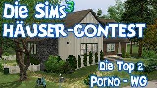 Die Sims 3 Häusercontest - Die Top 2 der Porno-WG (Häuser)