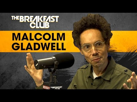 Malcolm Gladwell Speaks On His New Podcast And Why You Should Trust Your Instincts