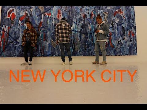 NYC Shopping Vlog w/ Squad: Vintage Shops, Zara, KithNYC & More!