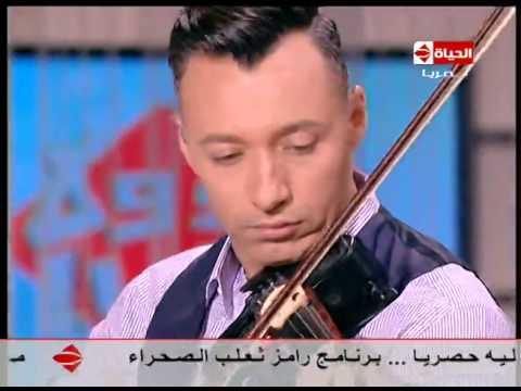 هو ولا هي - أحمد فهمى يعزف على الكمان ومى كساب: بقالى كتير عاوزة ( أتسلطن )