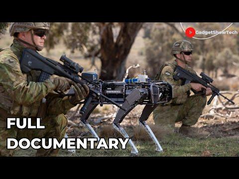 Future Killer Terminator Robots in Top Secret Military Army | Full Documentary