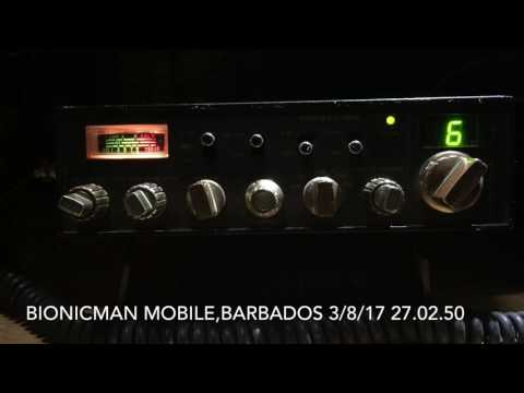 BionicMan Mobile ,Barbados 27.02.50 3/8/17