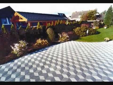 Emil Laux German Stone Art Landscaping ideas YouTube