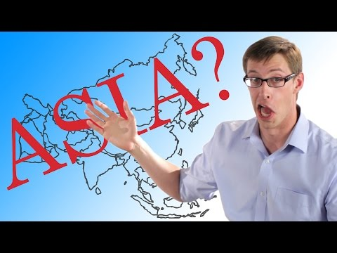 Do Americans Know Asian Geography?