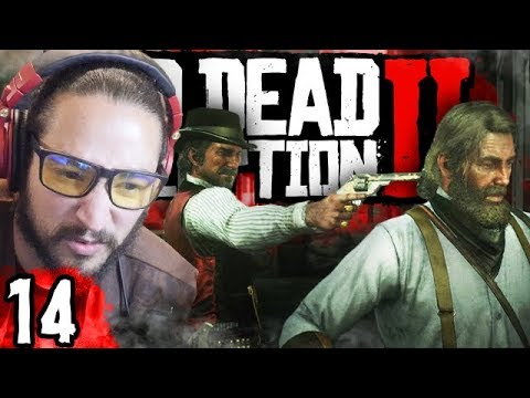 INNOCENT BYSTANDERS : Red Dead Redemption 2 Part 14