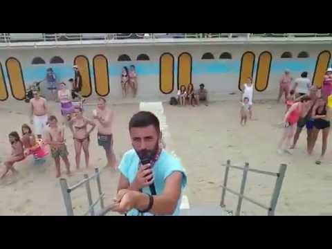 Sofia balli di gruppo al fun village di lignano pineta for Bagno 7 bis lignano pineta