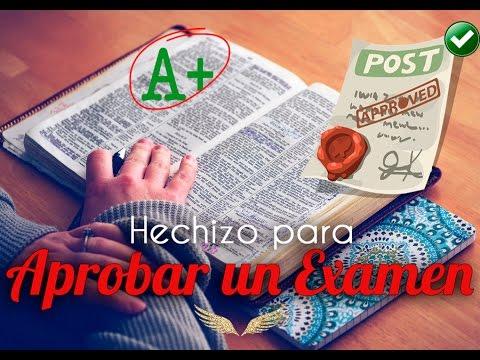 Hechizo Para Aprobar Un Examen Tarot De María
