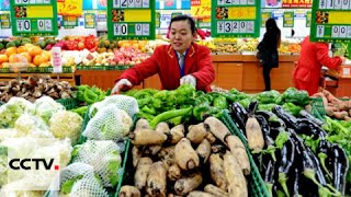 China Food Prices: Vegetable prices drop as supplies rise