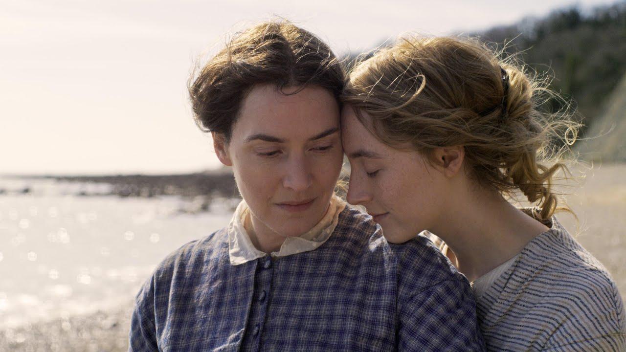 Download AMMONITE trailer | BFI London Film Festival 2020