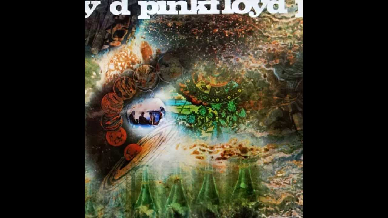 Pink Floyd - A Saucerful Of Secrets (Full Album)