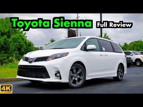 2020 Toyota Sienna: FULL REVIEW + DRIVE | Still The Ultimate Swagger Wagon?