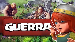 Clash Of Clans Guerra Dia#17