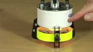 Candle Stirling Engine