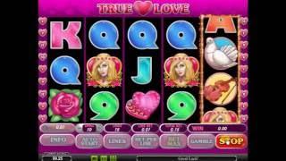 Игровой автомат True Love от Playtech