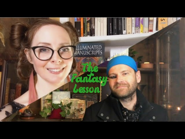 ASMR The Fantasy Lesson in collaboration with @Ici Jb (French/English)