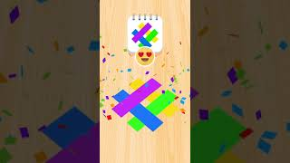 Color Roll 3D - All Levels Gameplay Android, iOS screenshot 5