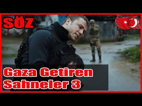 SÖZ   GAZA GETİREN EFSANE SAHNELER 3