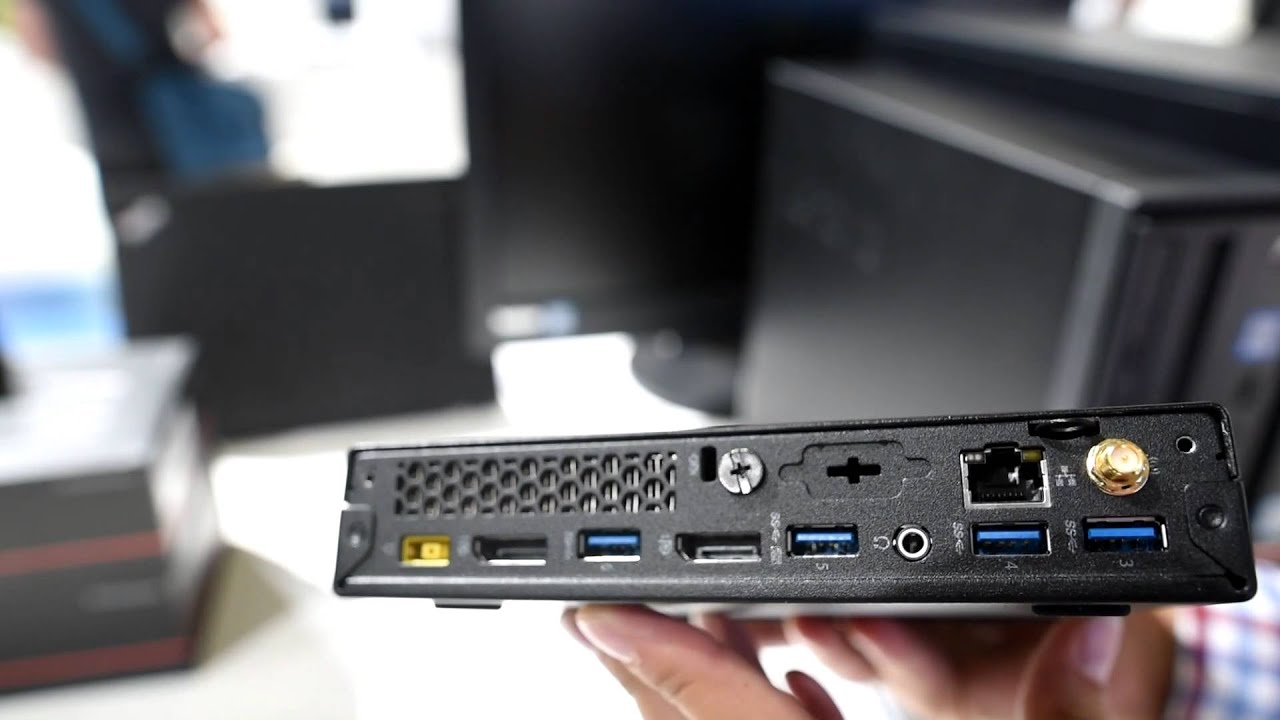 Lenovo Thinkcenter M900 Tiny Ifa 2015 Youtube