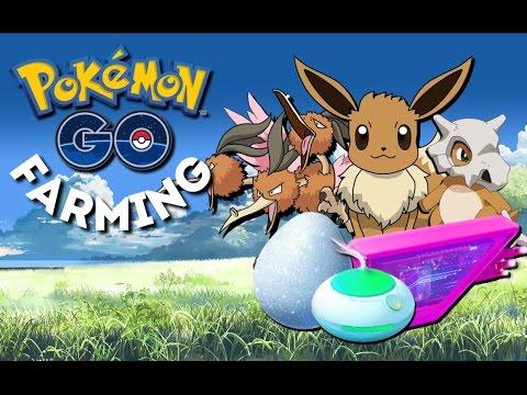 Pokémon GO Stream : Lure Module & Incense Farming |  Farming Tips | Episode 1 |
