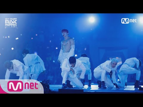 [2017 MAMA in Japan] MONSTA X_INTRO + Beautiful MAMA Remix Ver. + Dance Perf.