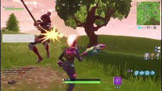 Fortnite Week 8 Treasure Map Battle Star Location Clip Battle Royale