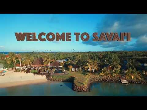 Samoa By Drone | Savai