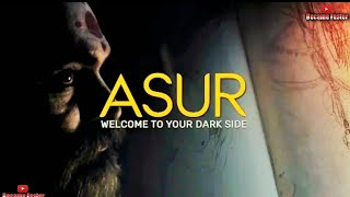 Asur Bgm | Asur Instrument ringtones | Asur web series title song bgm | new ringtone | Asur song |