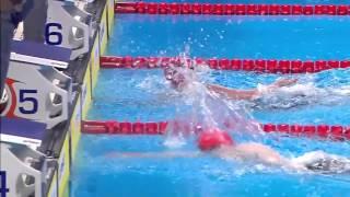 200 метров вольный стиль  юноши Плавание I Европейские Игры в Баку 2015