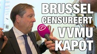 GSTV. Brussel censureert VVMU kapot