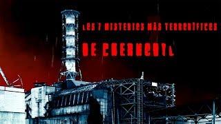 Los 7 misterios más terroríficos de Chernóbil
