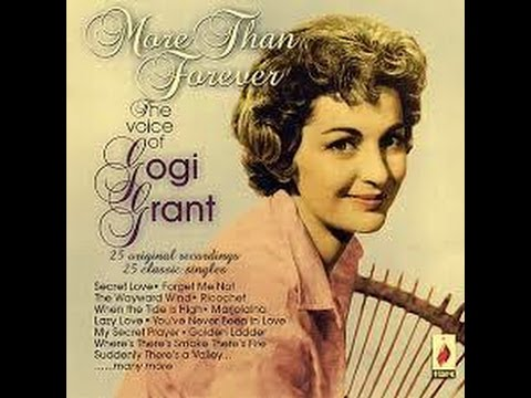 Gogi Grant - Secret Love