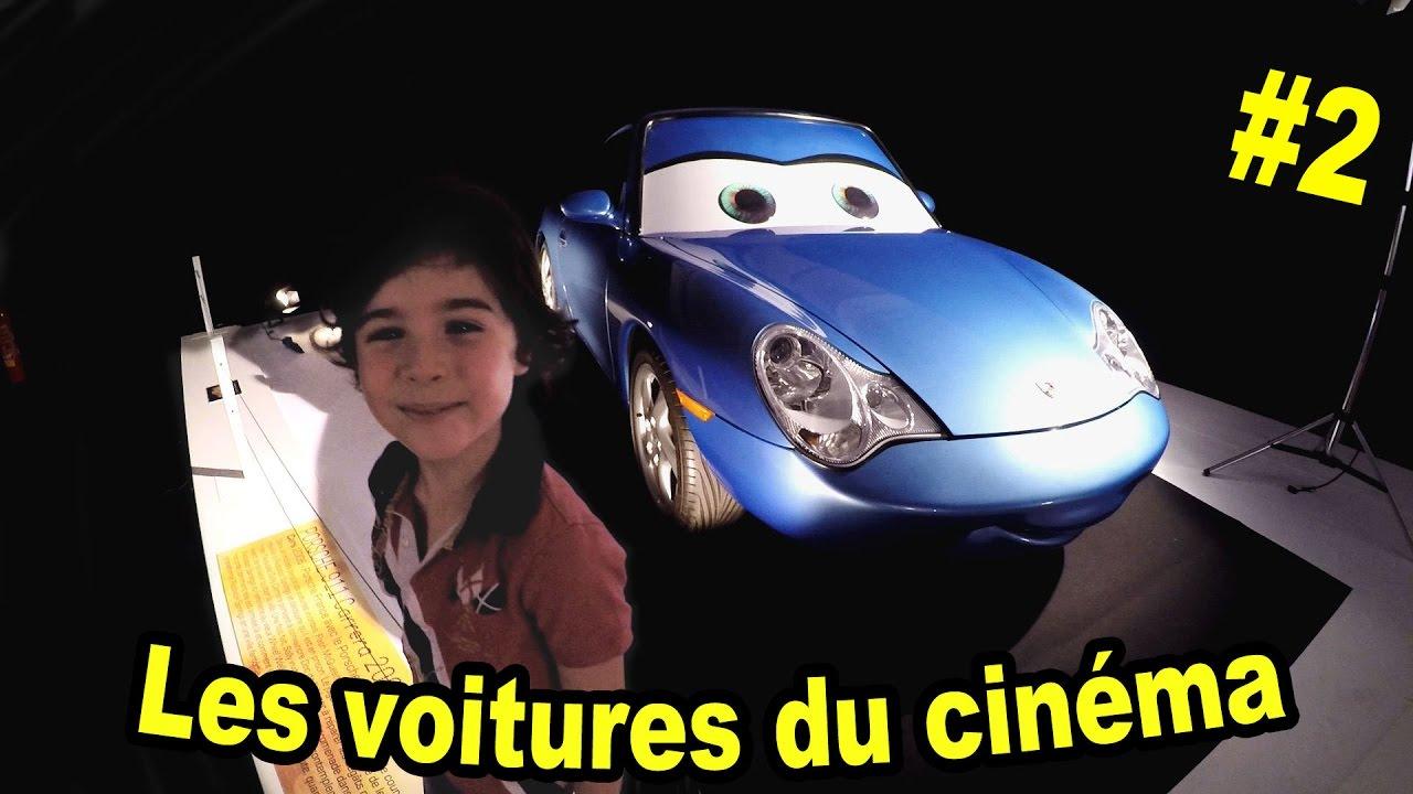 Voiture geante sally cars ghostbusters au salon moteur l 39 automobile fait son cinema partie - Voiture sally cars ...