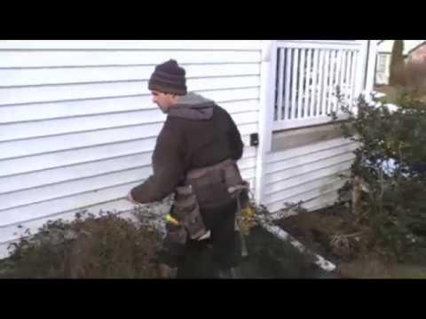 Basement Egress Window Install Video