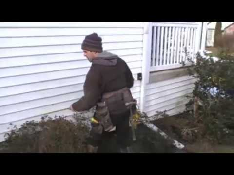 Basement Egress Window Install Video